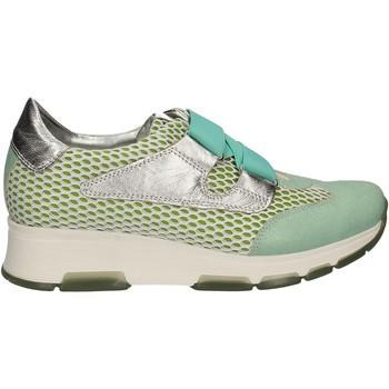 Schuhe Damen Sneaker Low Keys 5183 Grün