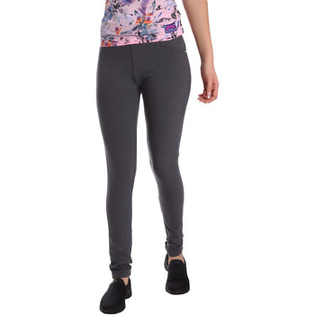 Kleidung Damen Leggings Key Up 095F 0001 Grau