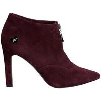 Schuhe Damen Ankle Boots Fornarina PI18CA1024S072 Violett