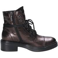 Schuhe Damen Boots Mally 6019 Rot