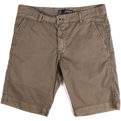 Kleidung Herren Shorts / Bermudas Key Up 2P17A 0001 Braun