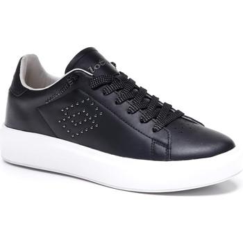 Schuhe Damen Sneaker Low Lotto 212414 Schwarz