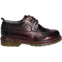 Schuhe Kinder Derby-Schuhe Melania ME6132F7I.A Rot