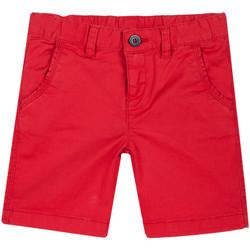 Kleidung Kinder Shorts / Bermudas Chicco 09052874000000 Rot
