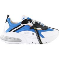 Schuhe Herren Sneaker Low Date M321-AR-DO-SK Weiß
