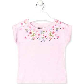 Kleidung Kinder T-Shirts Losan 016-1003AL Rosa