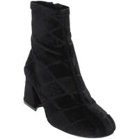 Schuhe Damen Low Boots Apepazza SHR05 Schwarz