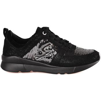 Schuhe Damen Sneaker Low Gattinoni PINBR0810W Schwarz