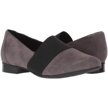 Clarks 135733 Grau - Schuhe Slipper Damen 6250