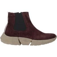 Schuhe Damen Low Boots The Flexx E0512_18 Rot