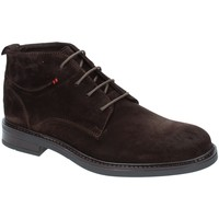 Schuhe Herren Boots Rogers 2020 Braun