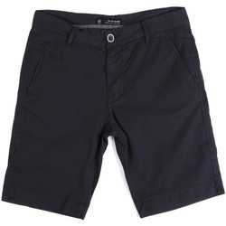 Kleidung Herren Shorts / Bermudas Key Up 2P17A 0001 Blau