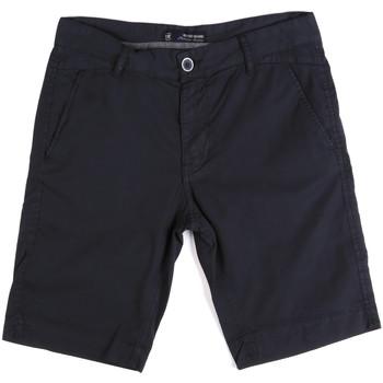 Kleidung Herren Shorts / Bermudas Key Up 2P17A 0001 Blau