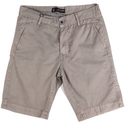 Kleidung Herren Shorts / Bermudas Key Up 2P17A 0001 Grau