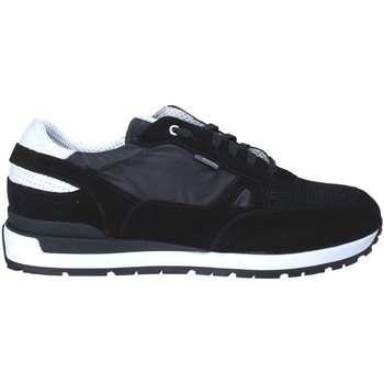 Schuhe Herren Sneaker Low Exton 993 Schwarz