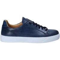 Schuhe Herren Sneaker Low Exton 514 Blau