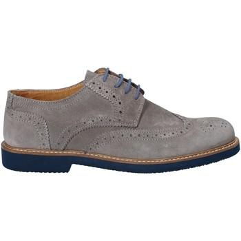 Schuhe Herren Derby-Schuhe Exton 9190 Grau