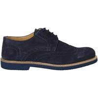 Schuhe Herren Derby-Schuhe Exton 9190 Blau