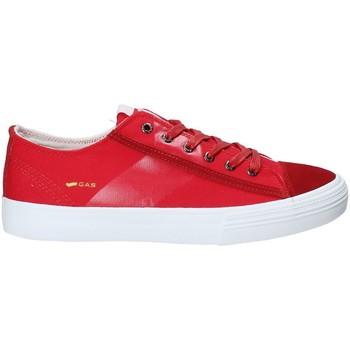 Schuhe Herren Sneaker Low Gas GAM810035 Rot