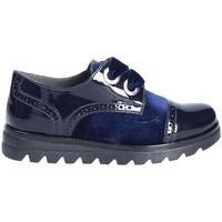 Schuhe Kinder Derby-Schuhe Melania ME6218F8I.A Blau