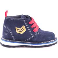 Schuhe Kinder Boots Melania ME1032B8I.B Blau