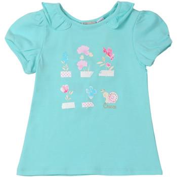 Kleidung Kinder T-Shirts Chicco 09006969000000 Blau