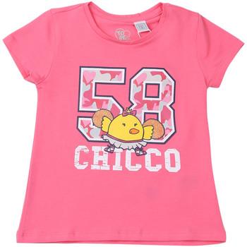 Kleidung Kinder T-Shirts Chicco 09006955000000 Rosa
