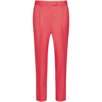 Kleidung Damen Fließende Hosen/ Haremshosen Calvin Klein Jeans K20K201764 Rosa