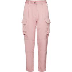 Kleidung Damen Cargo Hosen Calvin Klein Jeans K20K201768 Rosa