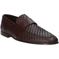 Schuhe Herren Slipper Marco Ferretti 161213MF Braun