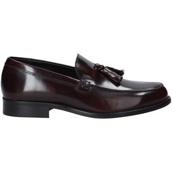 Schuhe Herren Slipper Rogers 651 Rot