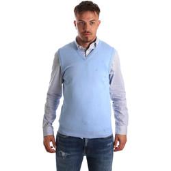 Kleidung Herren Strickjacken Navigare NV00165 21 Blau