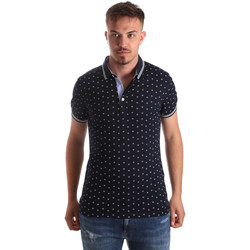 Kleidung Herren Polohemden Navigare NV82099 Blau