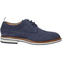 Schuhe Herren Derby-Schuhe Rogers OT 602 Blau