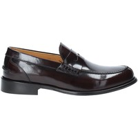 Schuhe Herren Slipper Exton 102 Rot