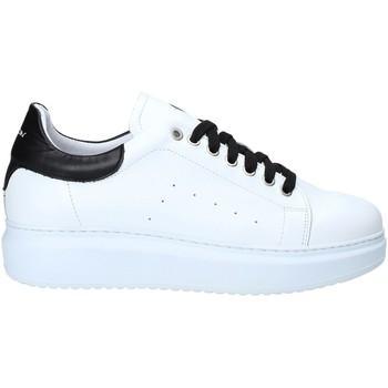 Schuhe Herren Sneaker Low Exton 955 Schwarz