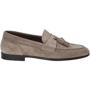 Schuhe Herren Slipper Marco Ferretti 160979MF Grau