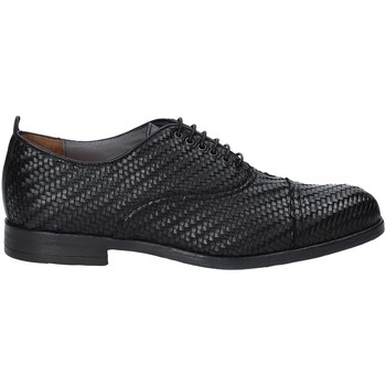 Schuhe Herren Derby-Schuhe Marco Ferretti 140983MF Schwarz