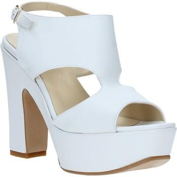 Schuhe Damen Sandalen / Sandaletten Grace Shoes TQ 102 Weiß