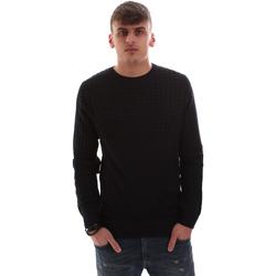 Kleidung Herren Pullover Antony Morato MMSW00996 YA400006 Blau