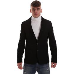 Kleidung Herren Jacken / Blazers Antony Morato MMJA00407 FA100130 Schwarz