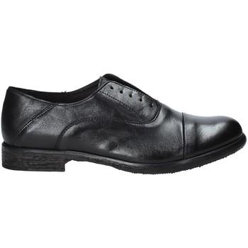 Schuhe Herren Derby-Schuhe Exton 3102 Schwarz