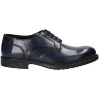 Schuhe Herren Derby-Schuhe Rogers 6500_4 Blau