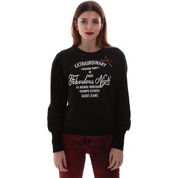 Kleidung Damen Sweatshirts Gaudi 921BD64029 Schwarz