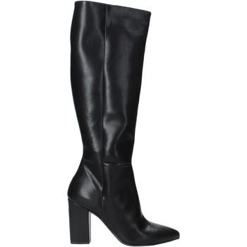 Schuhe Damen Low Boots Grace Shoes 140M011 Schwarz