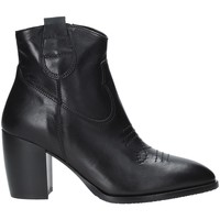 Schuhe Damen Low Boots Marco Ferretti 172703MF Schwarz