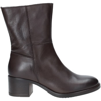 Schuhe Damen Low Boots Marco Ferretti 172767MF Braun