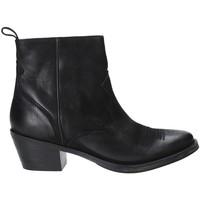 Schuhe Damen Low Boots Marco Ferretti 172729MF Schwarz
