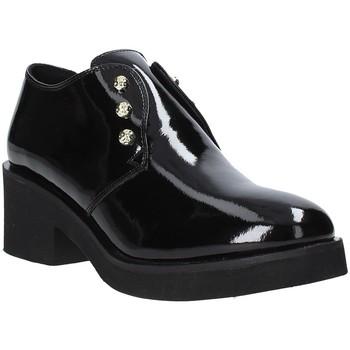 Schuhe Damen Slipper Apepazza 9FSTN20 Schwarz