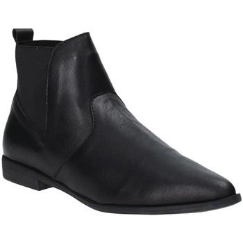 Schuhe Damen Low Boots Bueno Shoes 9P0708 Schwarz